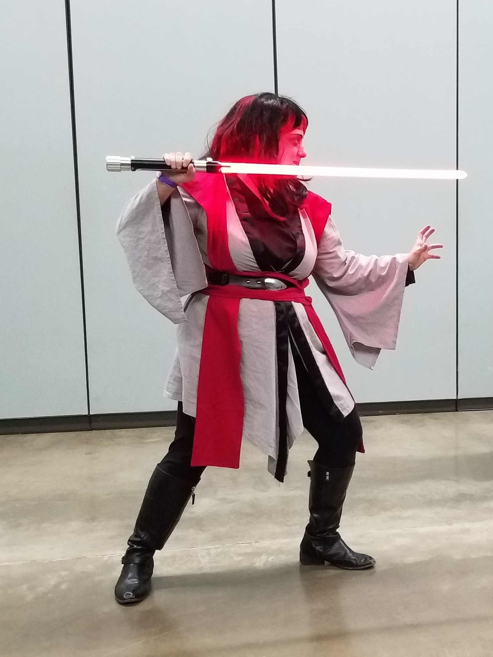 Capital City Jedi Knights Perform at Central Pa Comic Con