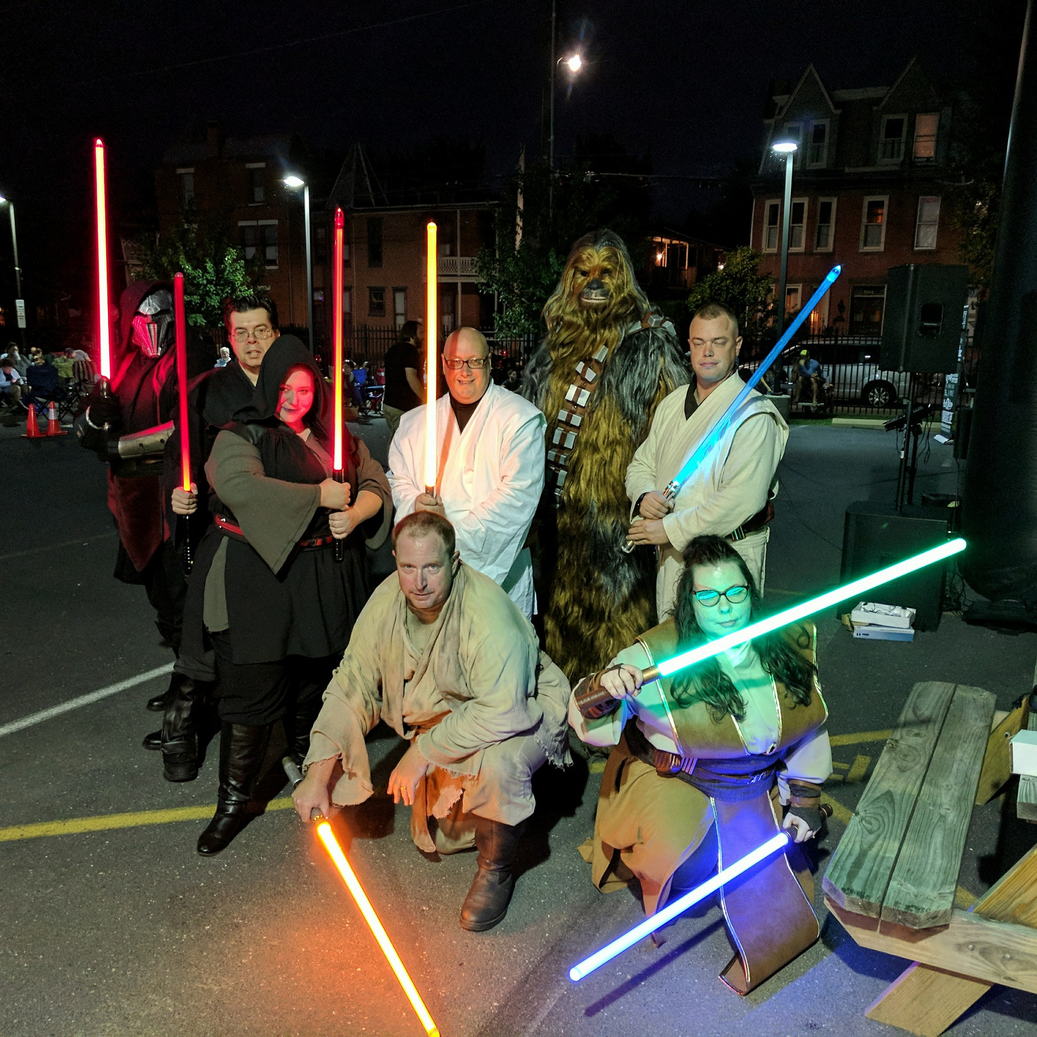 Capital City Jedi Knights Perform at Midtown Cinema