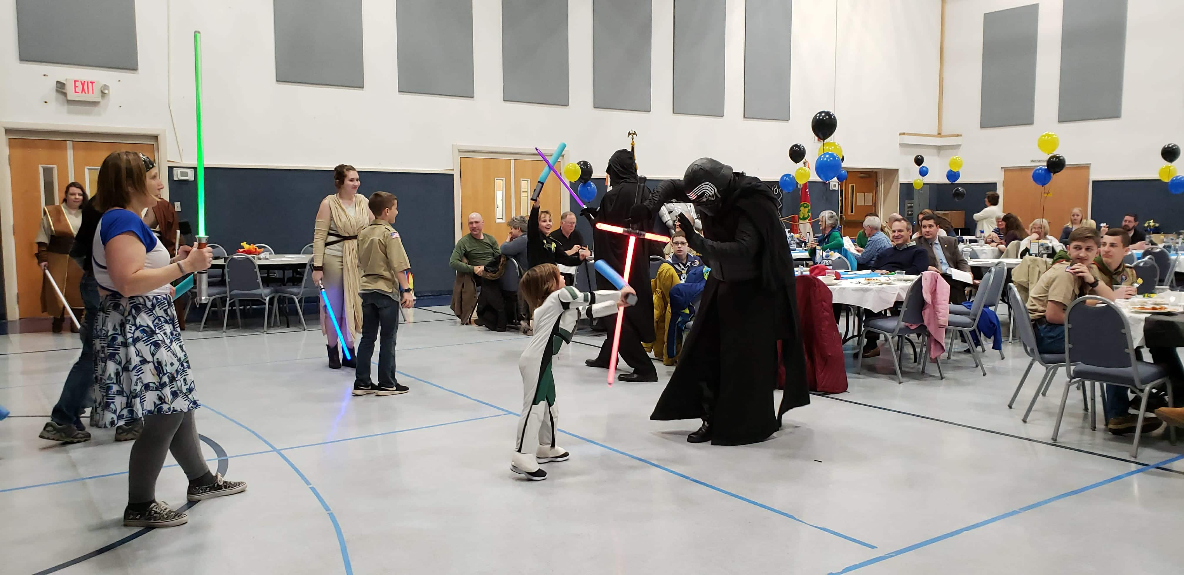 Copy of Kylo scouts night