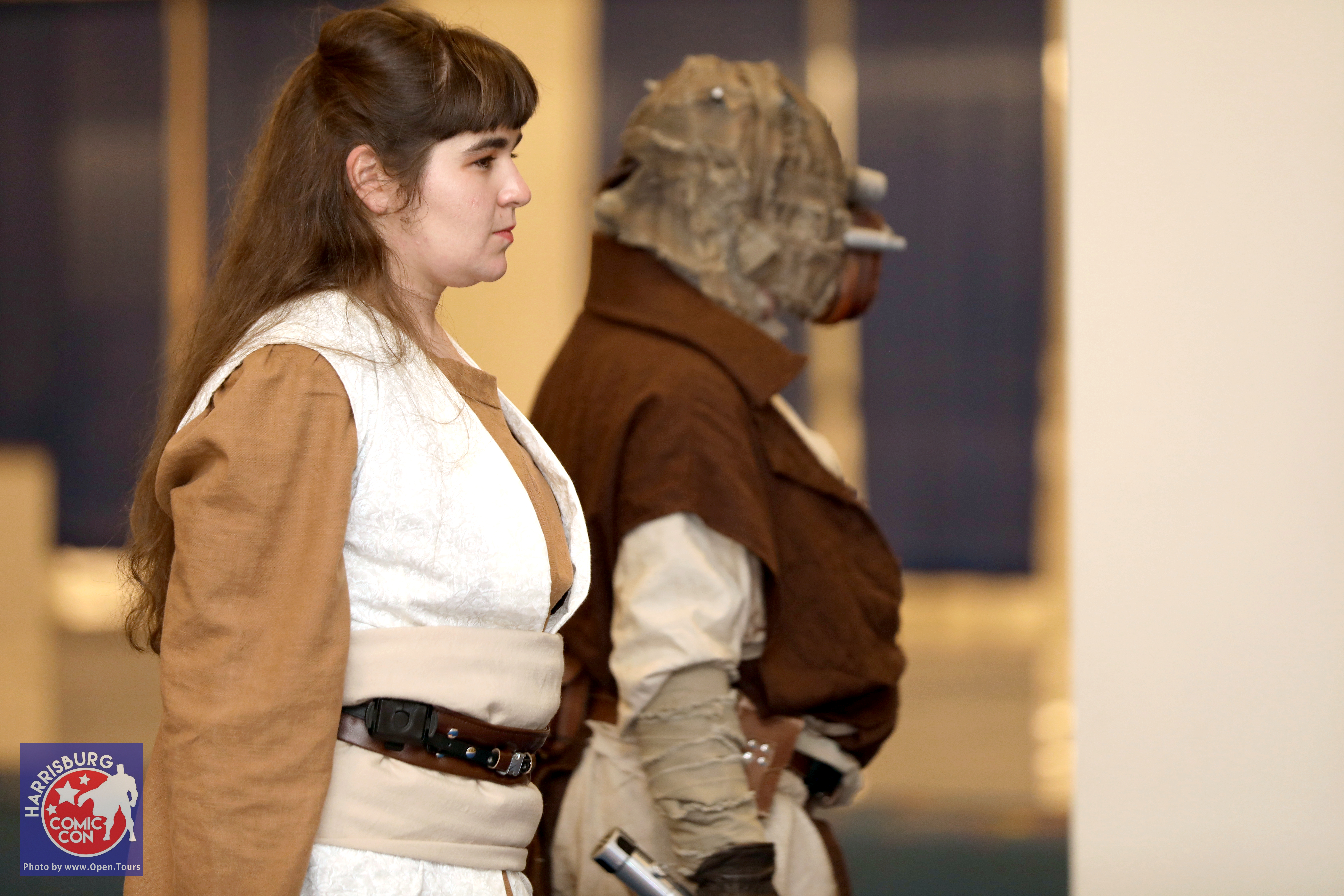 Capital City Jedi Knights perform at Harrisburg Comic Con