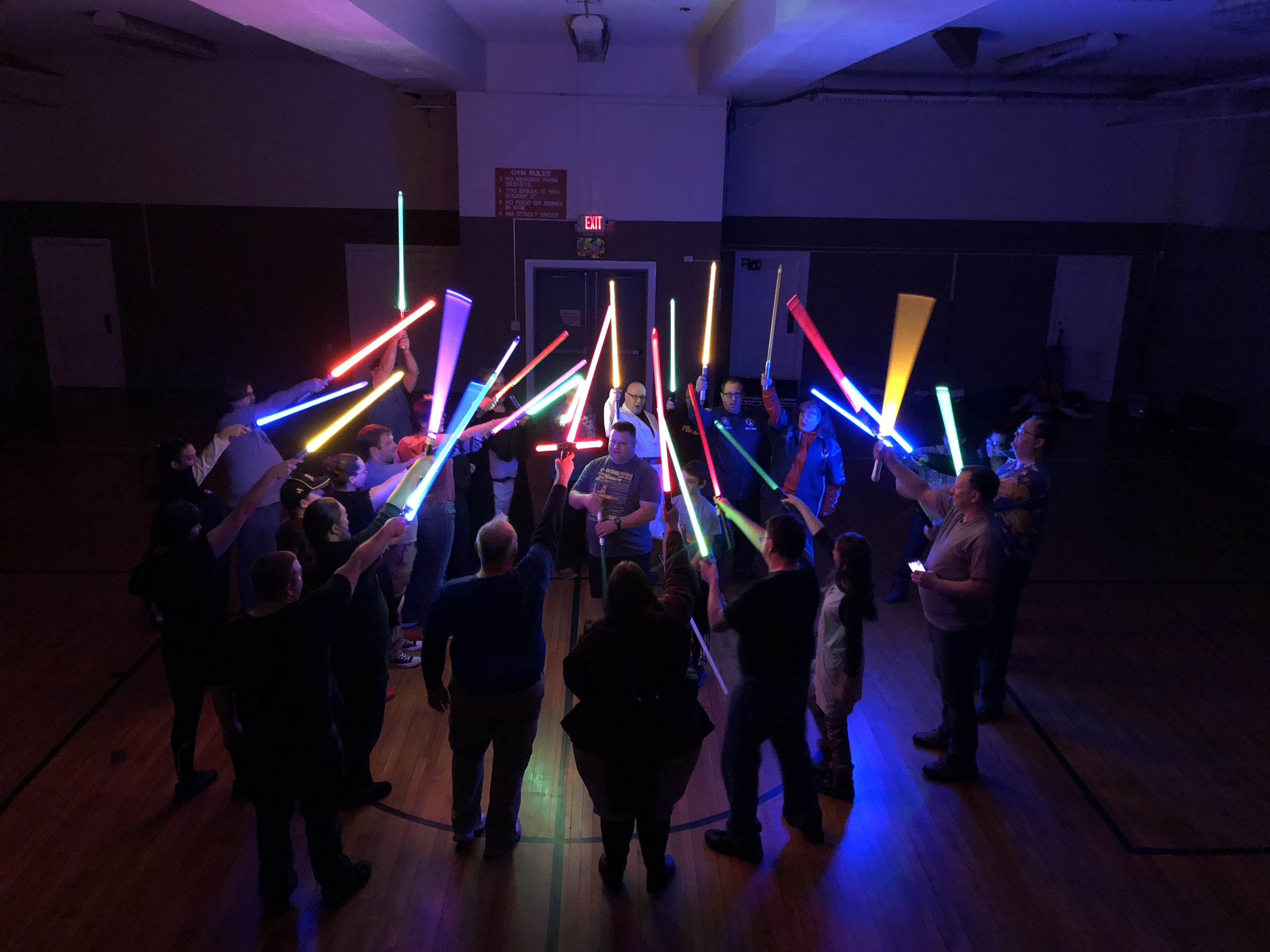 Capital City Jedi Knights practice roundup